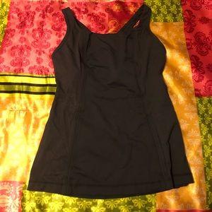 Lululemon sleeveless shirt, 10/10 conditions.